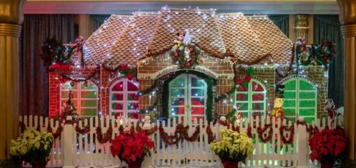 Disney Gingerbread House