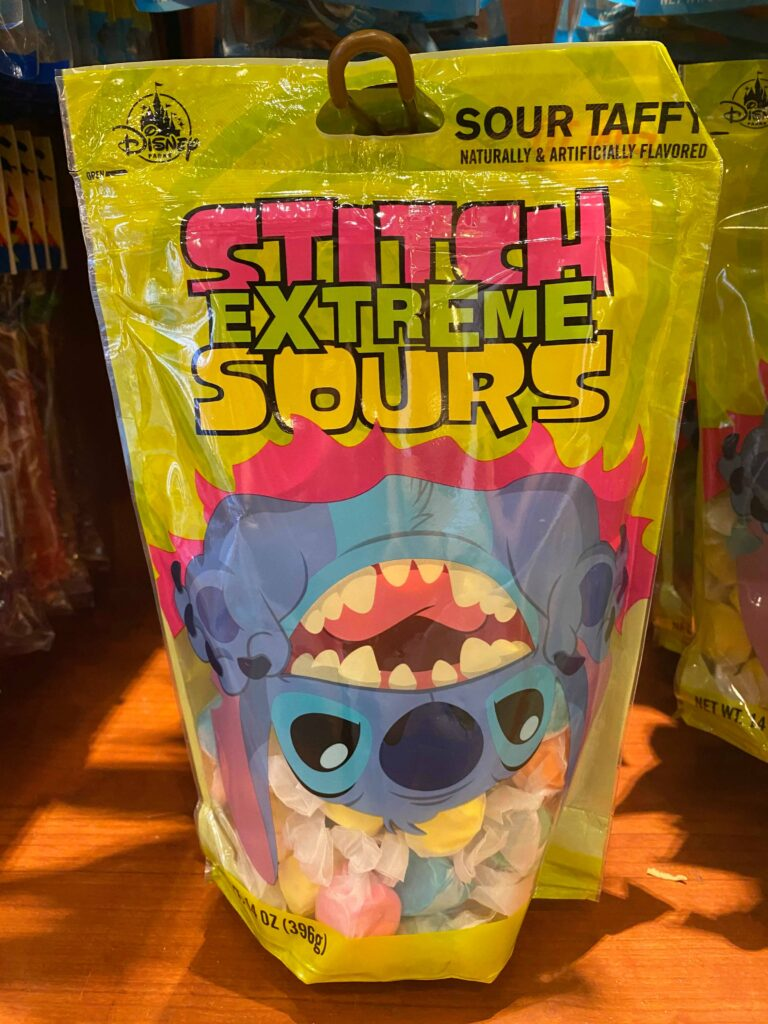 Stitch Extreme Sours