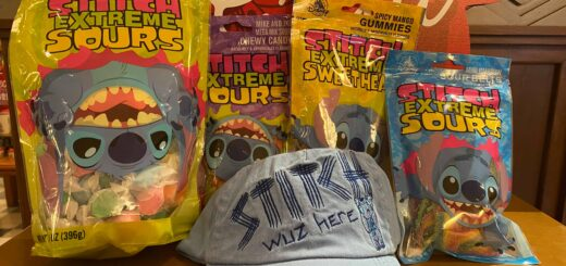 Stitch Inspired Candies