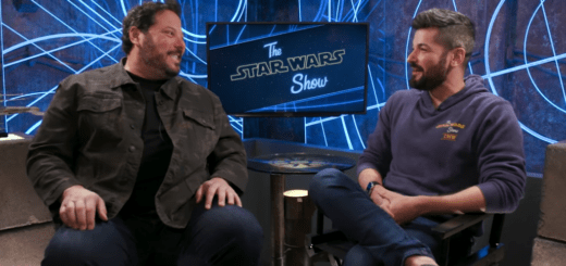 Greg Grunberg, The Star Wars Show