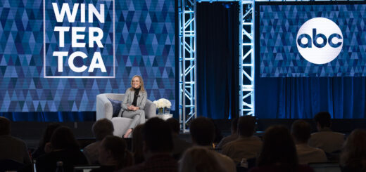 Karey Burke Hosts Executive Session at 2020 ABC Winter TCA