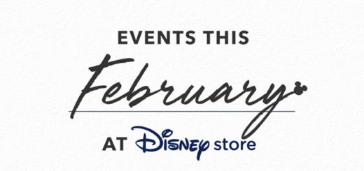 Disney Store February Events