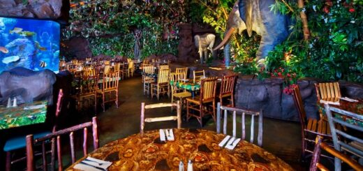 Disney dining reservations