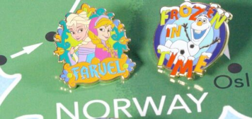 Adventures by Disney pins