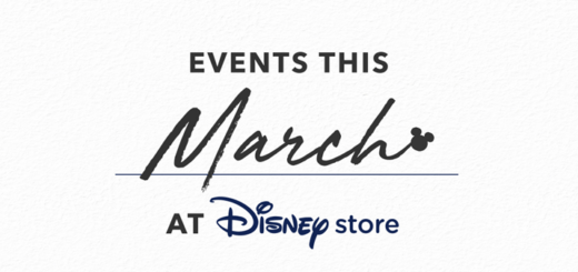 Disney Store March Events