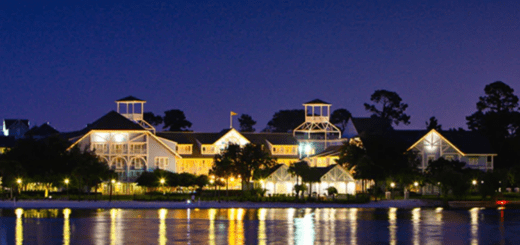 SWAT Team and Police at Disney's Beach Club Resort