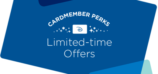 Disney Visa Limited-time Offers
