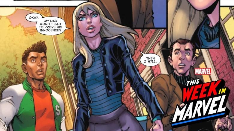 Gwen Stacy, This Week In Marvel, Gwen Stacy