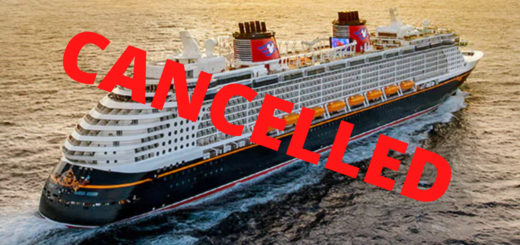 Disney Cruise March 2021