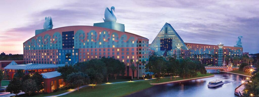 Disney Hotel Reservations