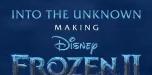 Making Frozen 2