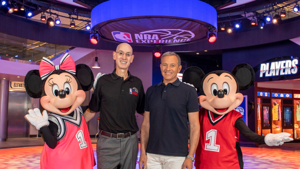 wnba season, mickey mouse