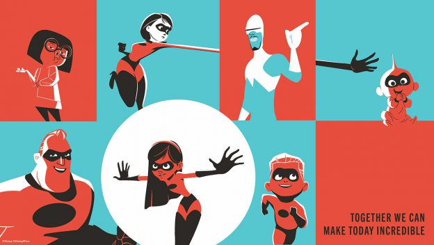 Incredibles Disney health safety