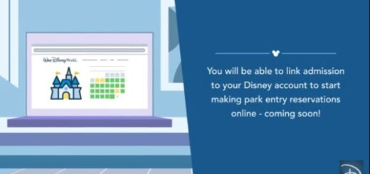 Disney Park Pass reservations