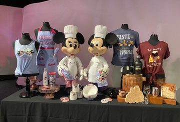 2020 Food & wine merchandise