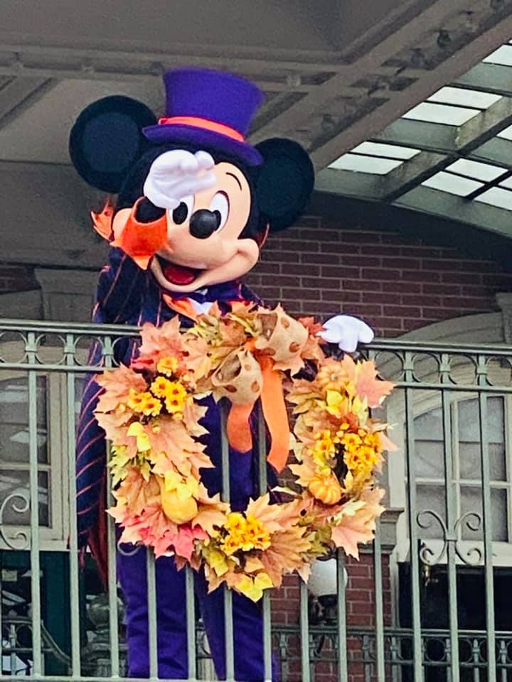 Magic Kingdom Halloween Welcome Show