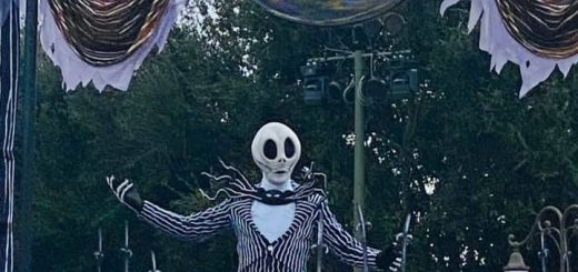 Nightmare Before Christmas Cavalcade