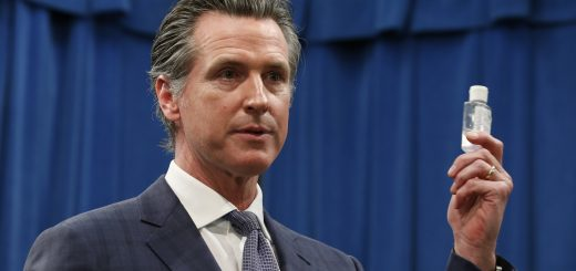 Gavin Newsom, Disney