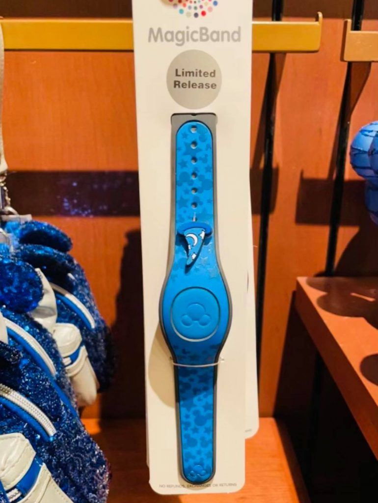 """Wishes Come True Blue"" MagicBand"