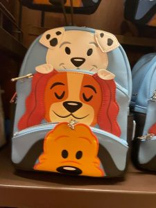 Loungefly Disney Dogs Purse
