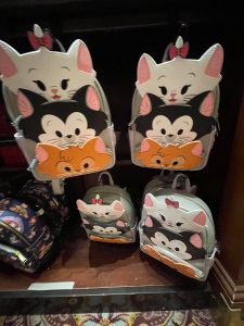 Loungefly Disney Cats Purse