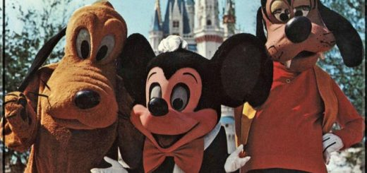 Disney World in the 1970s