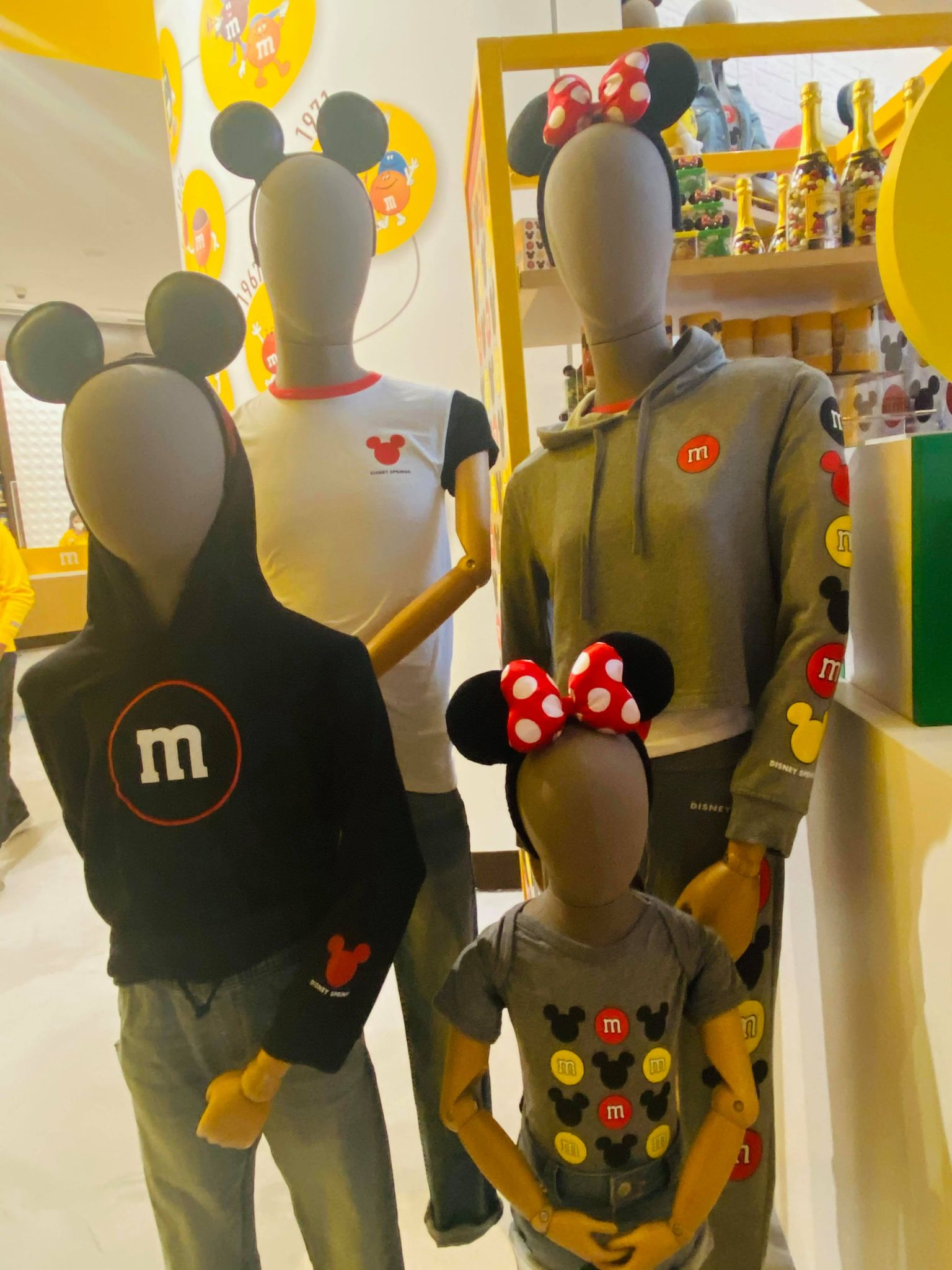 M&M Disney Springs