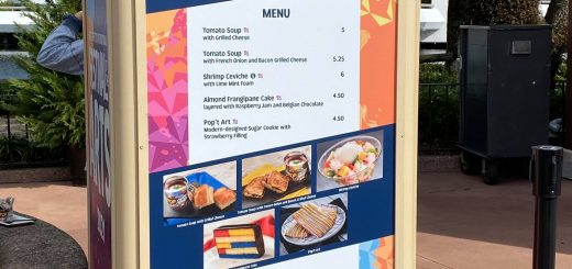 Festival EPCOT Pop Eats