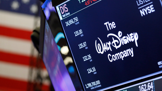 Disney Stock stronger
