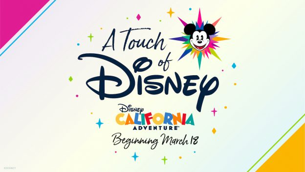 Touch of Disney