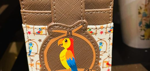 Enchanted Tiki Room Card Holder