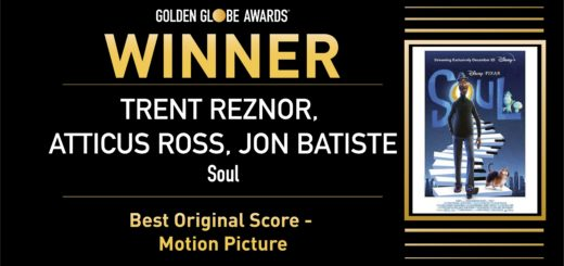 Soul Best Original Score Golden Globes
