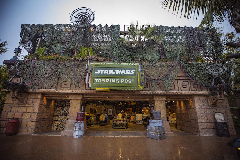 Star Wars Trading Post, Disneyland Resort