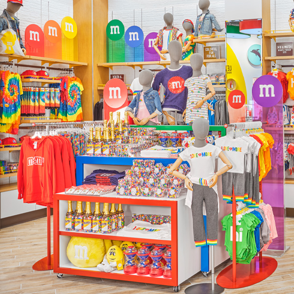 M&M'S Disney Springs Open