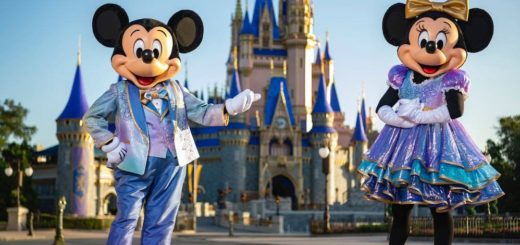 Mickey Minnie 50th anniversary celebration