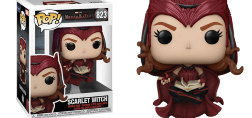 Scarlet Witch Funko Pop Vinyl
