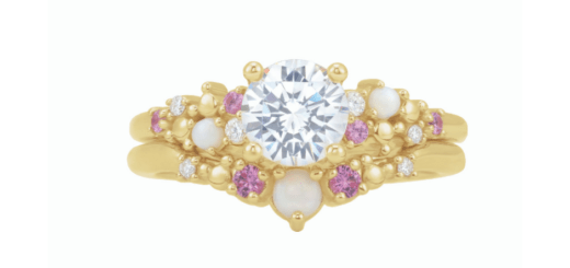 Disney Weddings Anniversary Jewelry