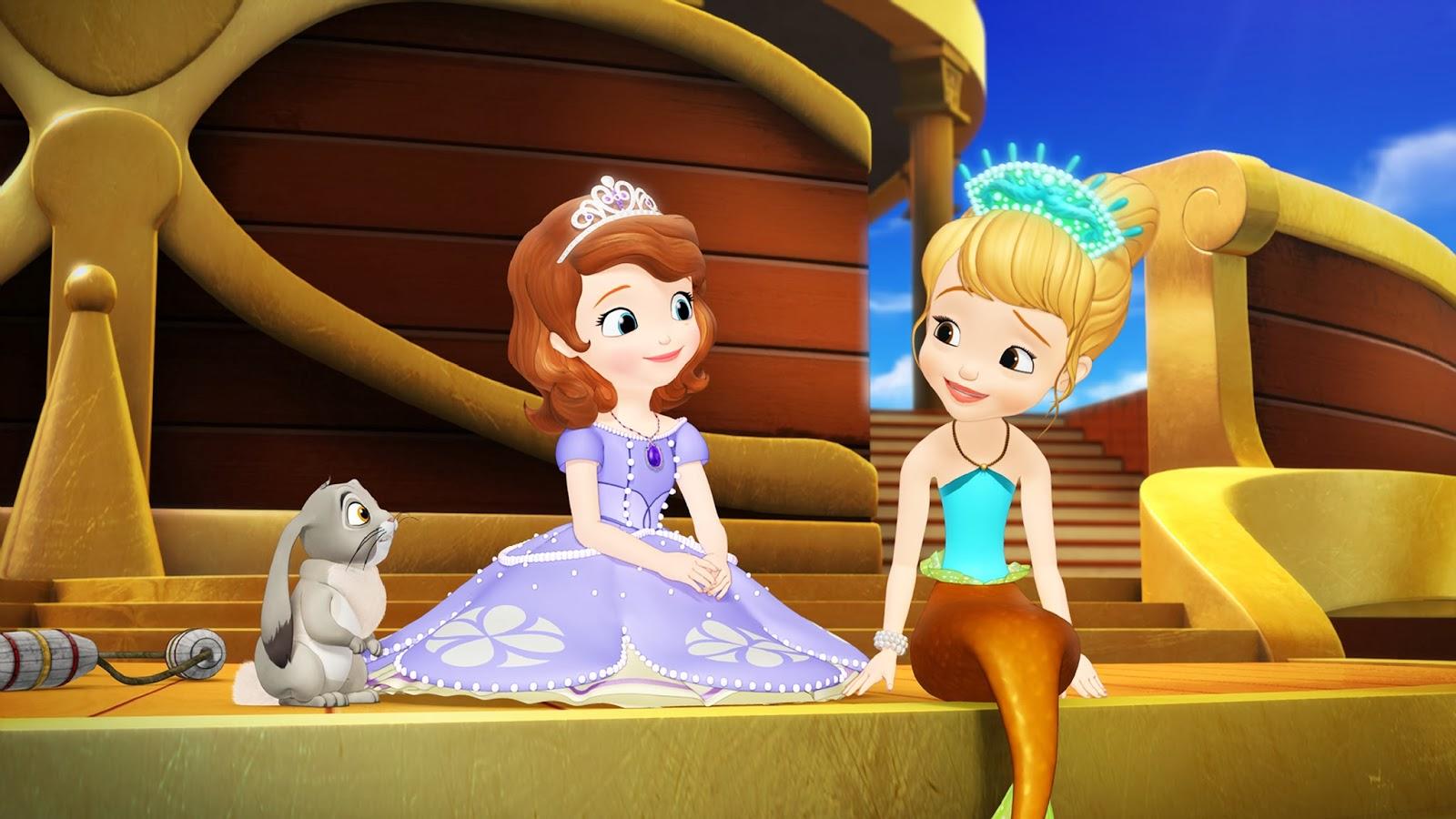 First Toy Disney Sofia