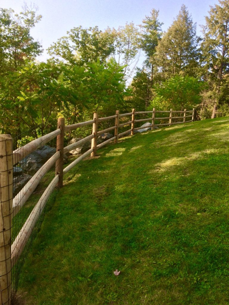 Middlebury Fence Split Rail Fencing In Vermont