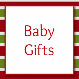Baby Gifts - Holiday Gift Guide