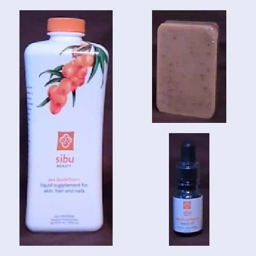 Sea Buckthorn Products
