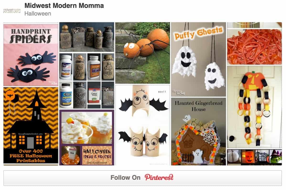 More Halloween Ideas!