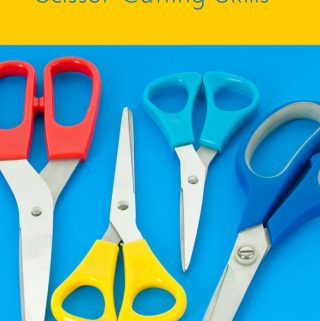 Tips for Teaching Kids to Use Scissors