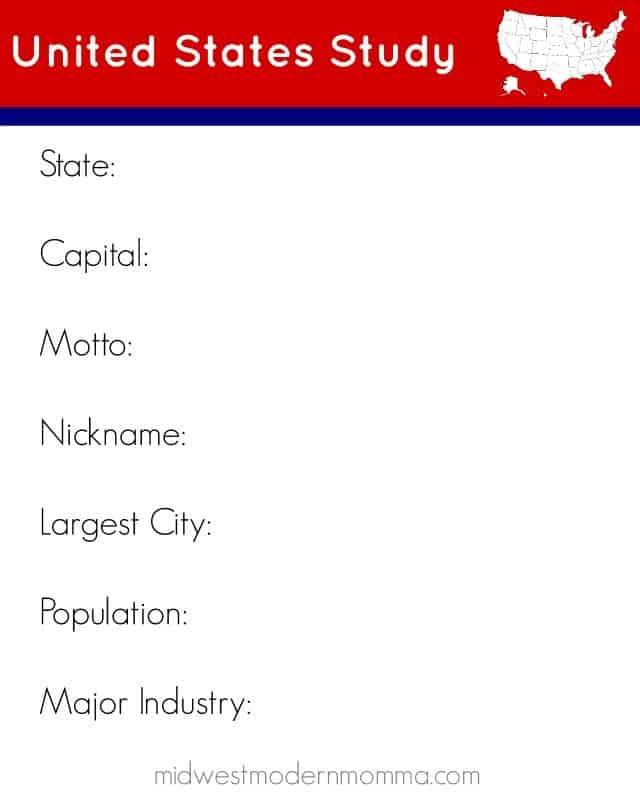 united states study