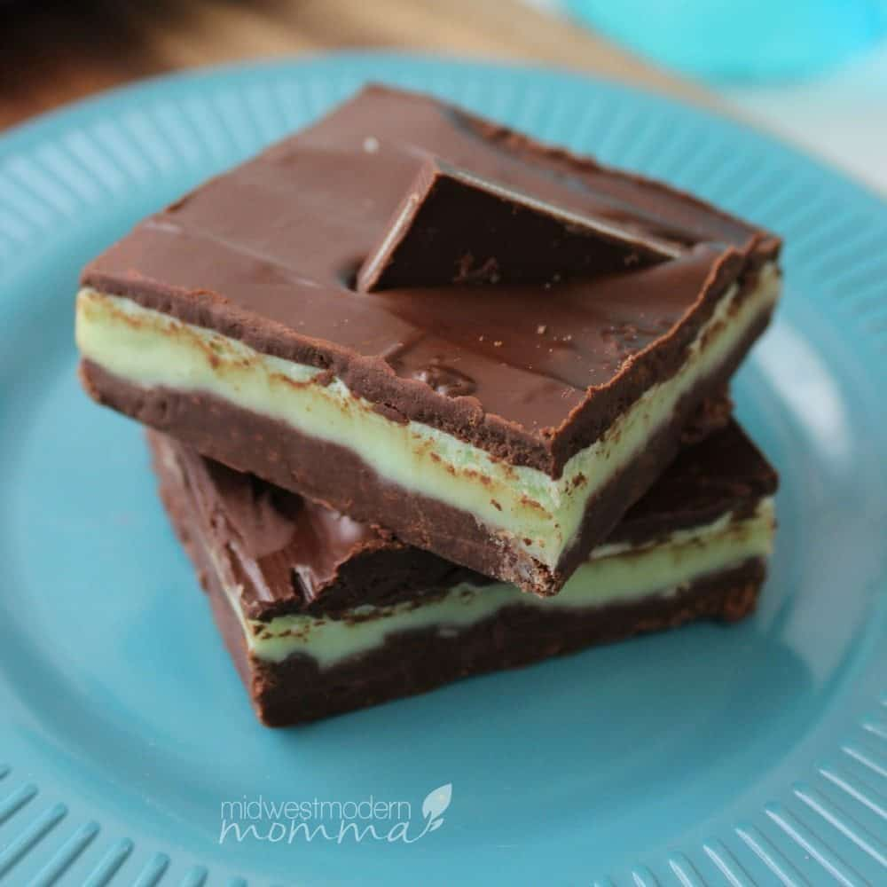 Homemade Andes Mint Chocolate Fudge Recipe