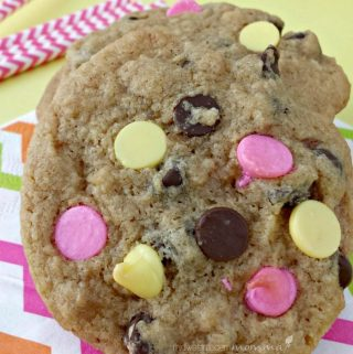Chocolate Chip Cookies for Spring
