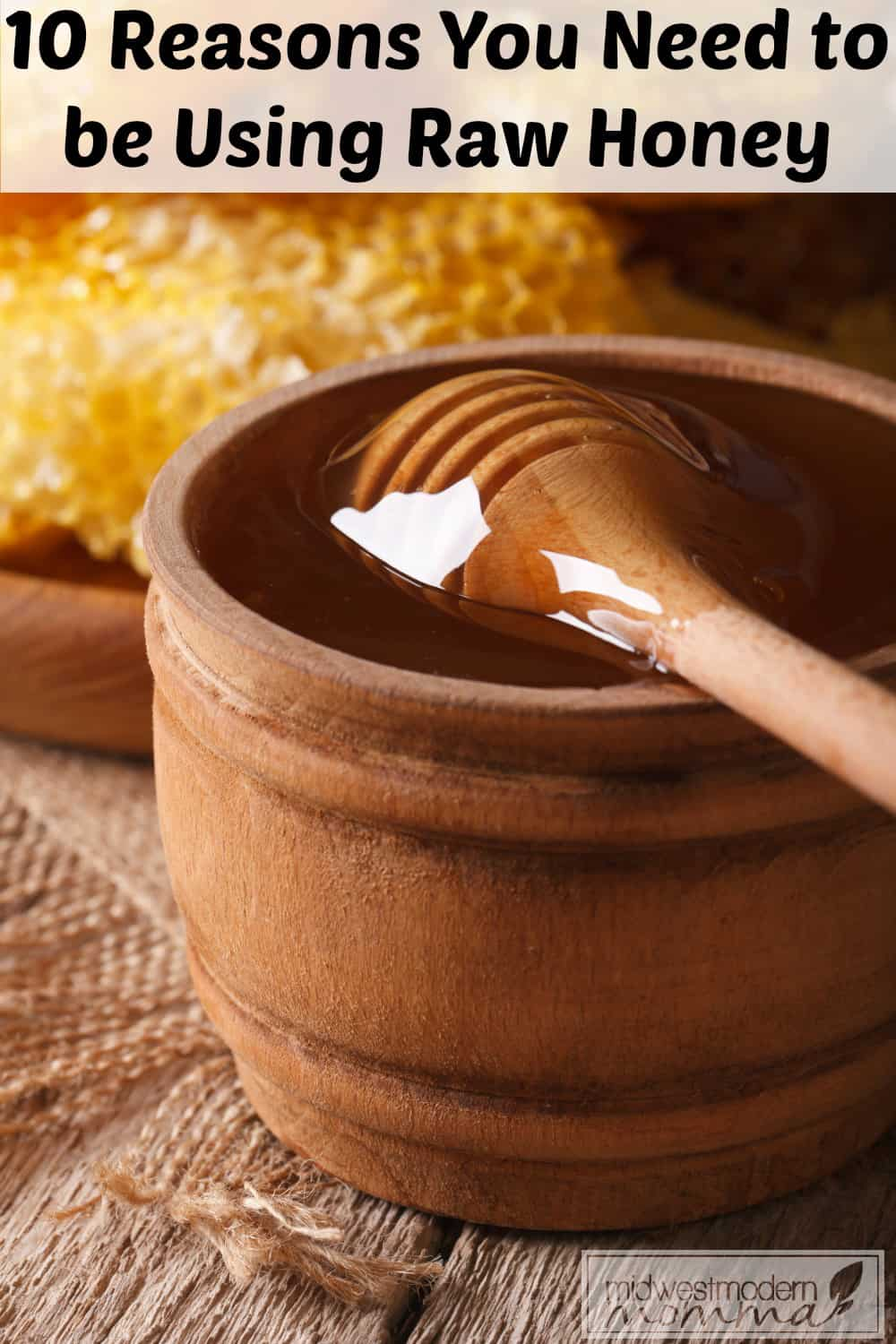 The benefits of using raw honey are pretty much endless and it is becoming more popular as people start to pay attention to what is in their food. Buying honey off of the shelves isn't even an option once you have given raw honey a chance!