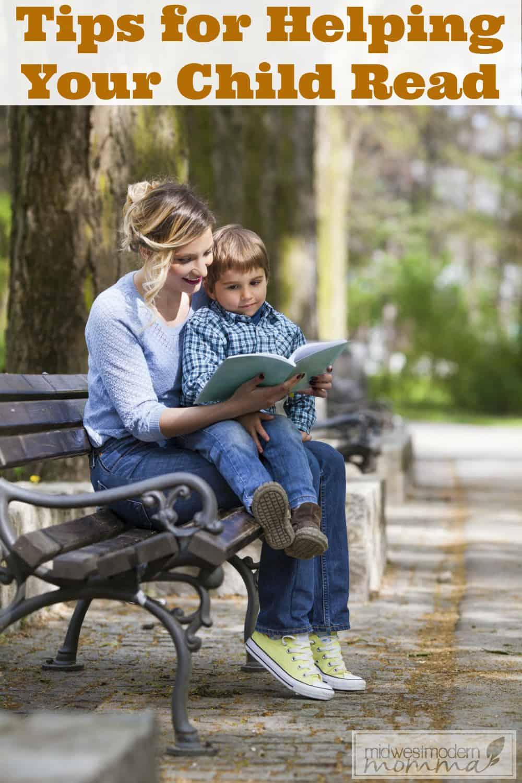 Tips to Help Children Read