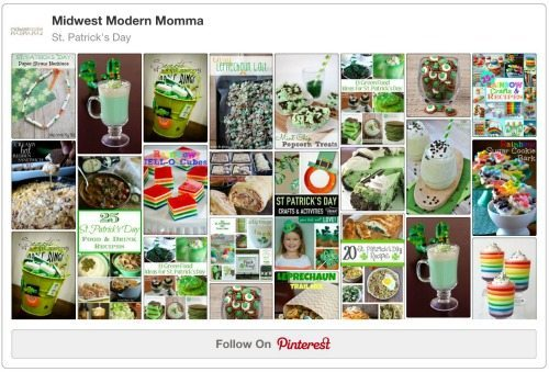 St. Patrick's Day Recipes, Crafts, and More