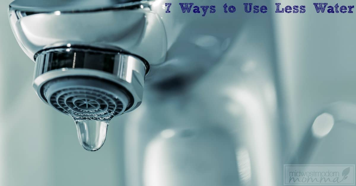 Ways To Conserve Water like these will change your utility budget and help impact the environment. Don't miss our super easy tips for implementing impacting changes in your home!